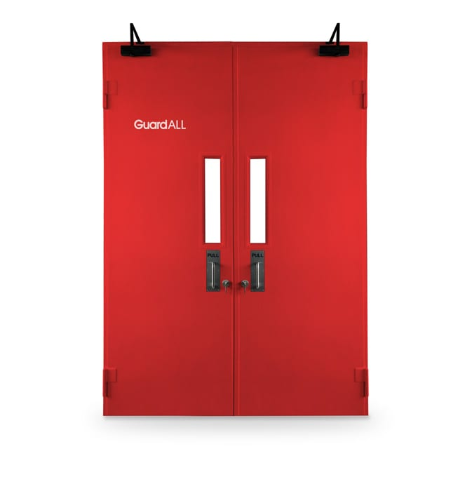 Fire Door Type Double Door GuardALL