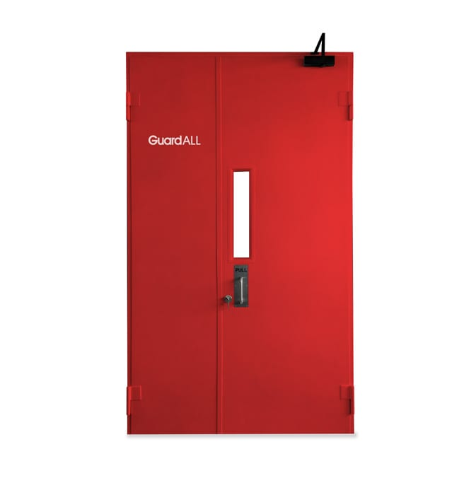 Fire Door Type Single Door GuardALL