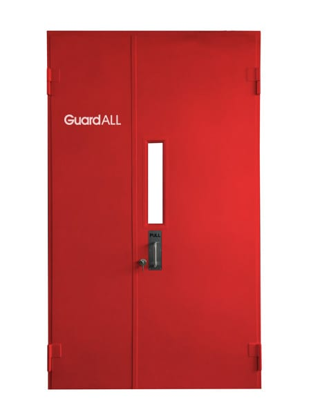 Fire Door Type Single Door Dengan Jendela
